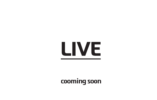 live - cooming soon
